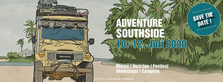 Adventure Southside 10.-12.07.2020, Eigeltingen am Bodensee